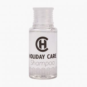Botella champú 30ml Holiday...