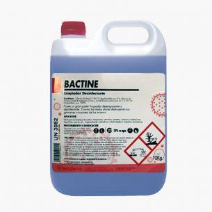 Bactine limpiador...