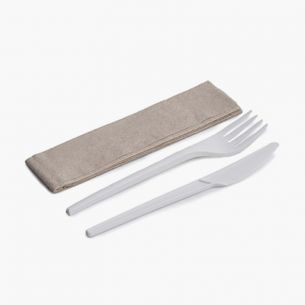 Set Compostable Cuchillo,...