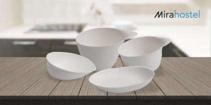 La colección Cookplay: diseño y sostenibilidad en tu vajilla para take away