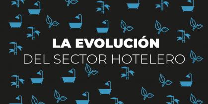 La evolución del sector hotelero